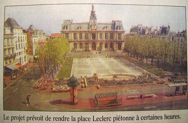 Place d'armes old school
